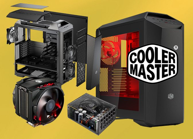 Cooler Master Announces Maker Ecosystem at CES 2016 5
