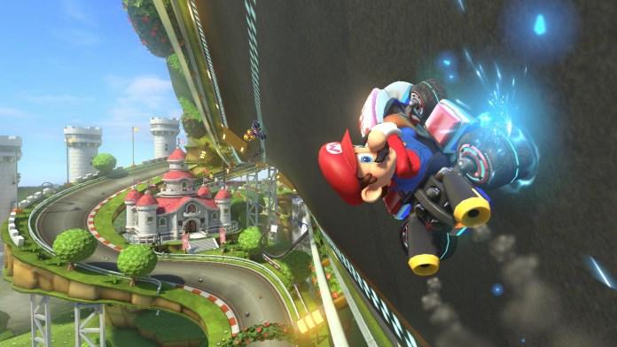 Mario Kart 8 - A Revitalised Franchise? 4