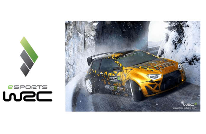 Esports WRC Starts Today with the Rallye Monte-Carlo 1