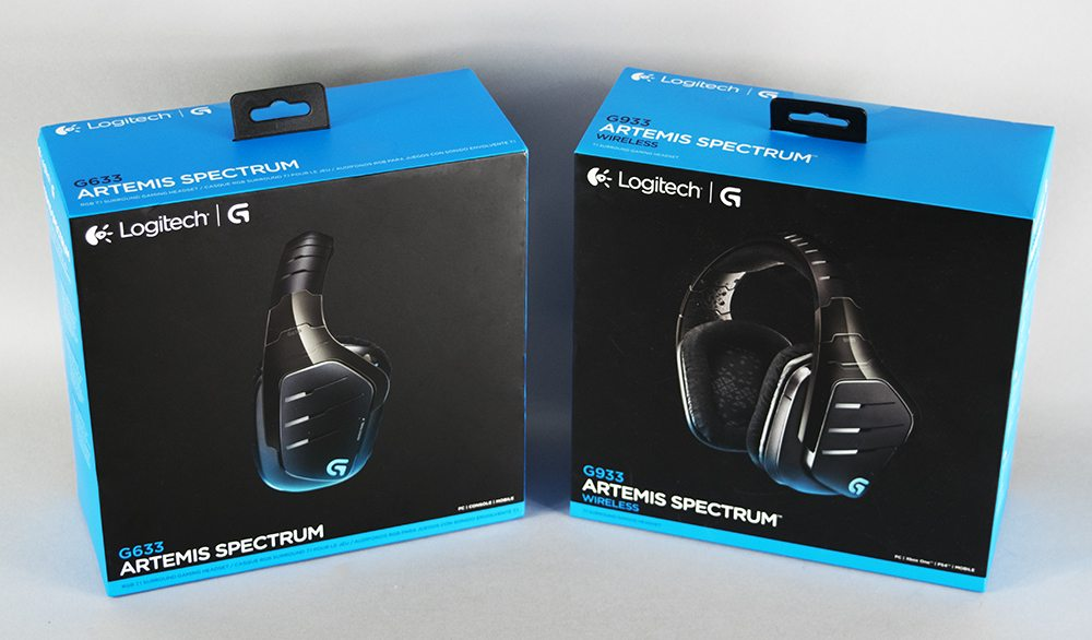 Logitech G633 & G933 Artemis Spectrum Gaming Headset Review | Page 3