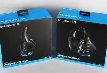 Logitech G633 & G933 Artemis Spectrum Gaming Headset Review 1