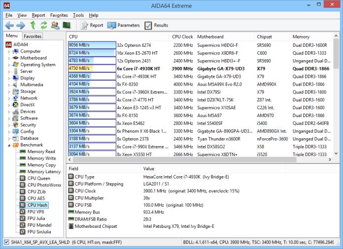 AIDA64 v5.70 Now Has Ray Tracing Benchmarks and Vulkan API Support