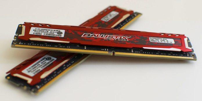 Crucial Ballistix Sport LT 2400MHz 32GB (2x16GB) DDR4 Review