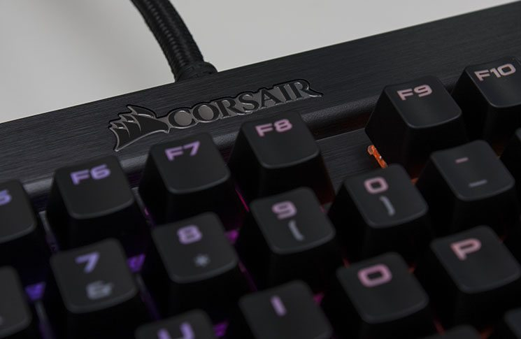 corsair gaming k70 rgb led mechanical gaming keyboard review