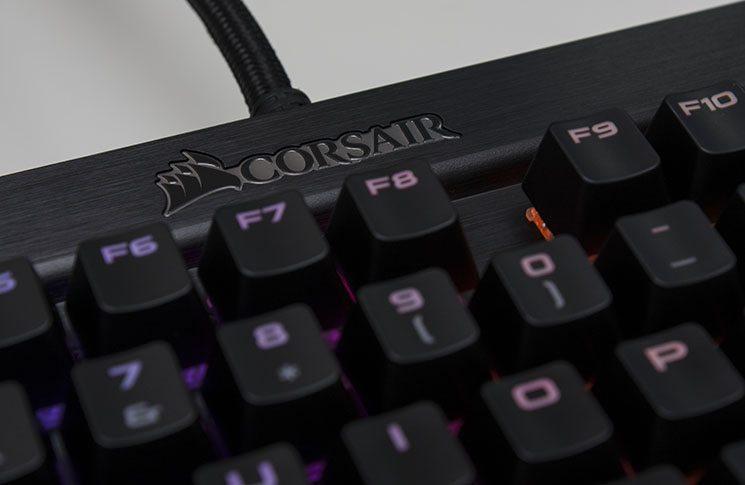 Corsair K70 RGB RAPIDFIRE Mechanical Keyboard Review | Play3r