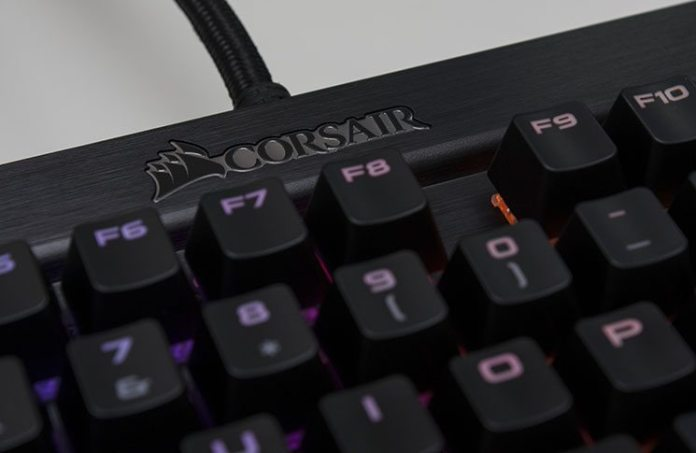 Corsair K70 RGB RAPIDFIRE Mechanical Keyboard Review 6