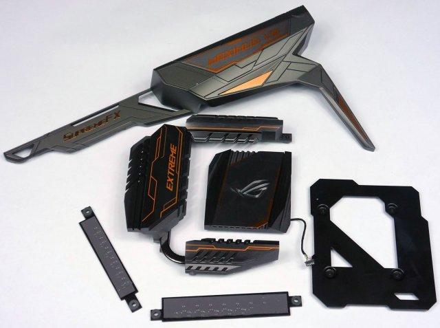 ASUS Maximus VIII Extreme Assembly - Heatsink