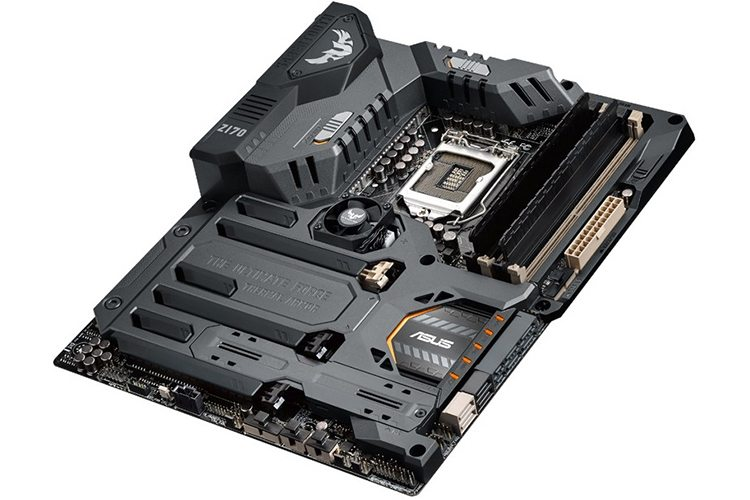 ASUS Sabertooth Z170 Mark 1 Motherboard Review