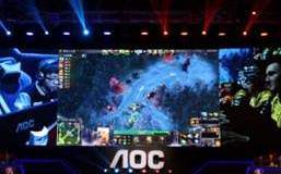 """AOC Officially Unveils """"AGON"""" Gaming Brand 3"""