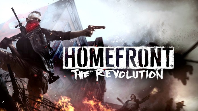 Homefront: The Revolution Developer Vows to Fix Frame Rate 2