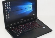 MSI GS40 6QE Phantom Gaming Notebook Review 11