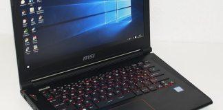 MSI GS40 6QE Phantom Gaming Notebook Review 11