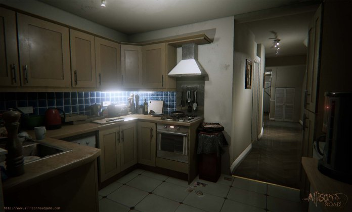 Allison Road, Inspired by PT Cancelled 2