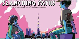 Branching Paths Released on Steam & Playism!