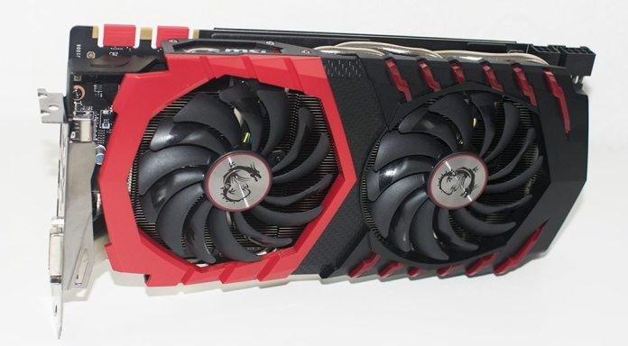 MSI GTX 1070 Gaming X Review 1