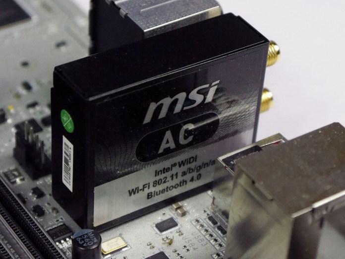 MSI X99A XPOWER Titanium - Wireless