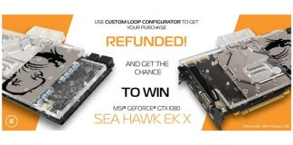 EK Watercooling Announces New Customiser App and Competition 1
