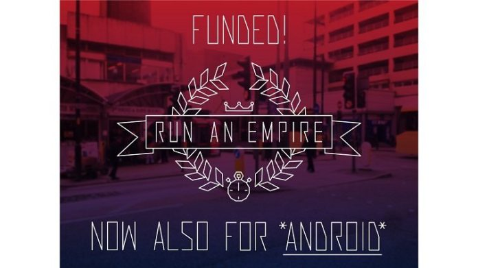 Run An Empire Gaming App Challenges You to Claim Your Territory! 2