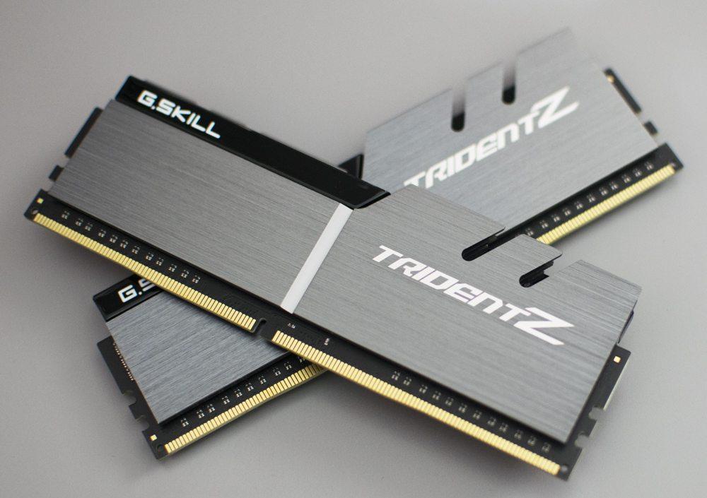 G Skill Trident Z 3200MHz CL14 DDR4 Review - 16GB (2x8GB