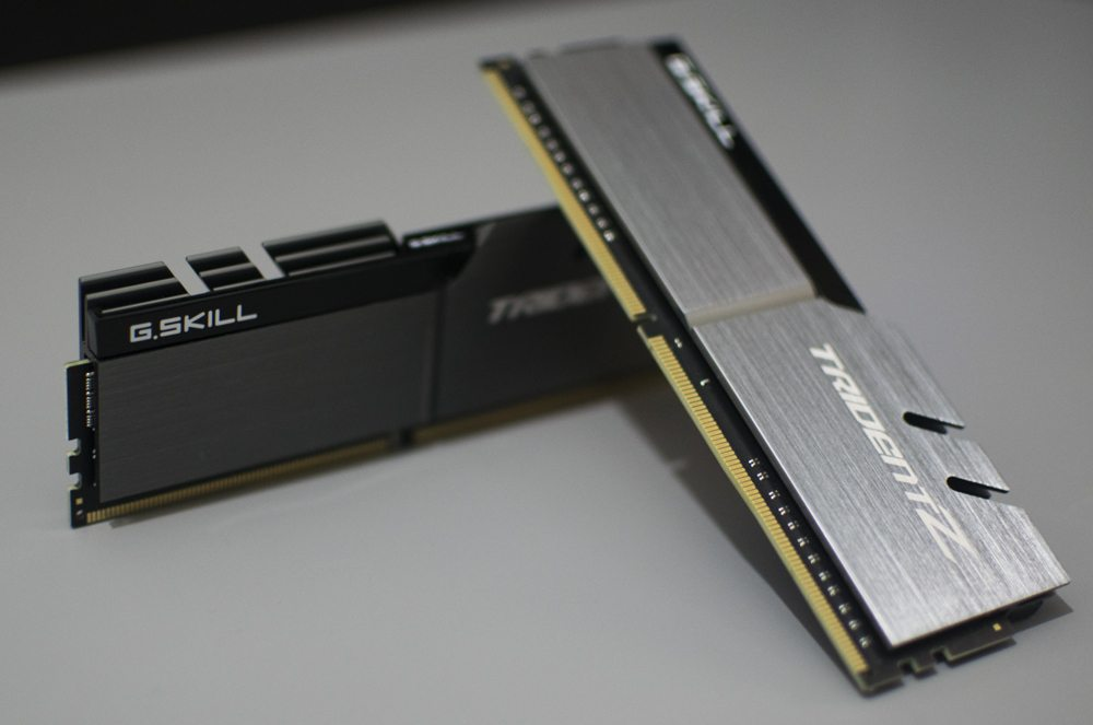 G Skill Trident Z 3200MHz CL14 DDR4 Review - 16GB (2x8GB) | Play3r