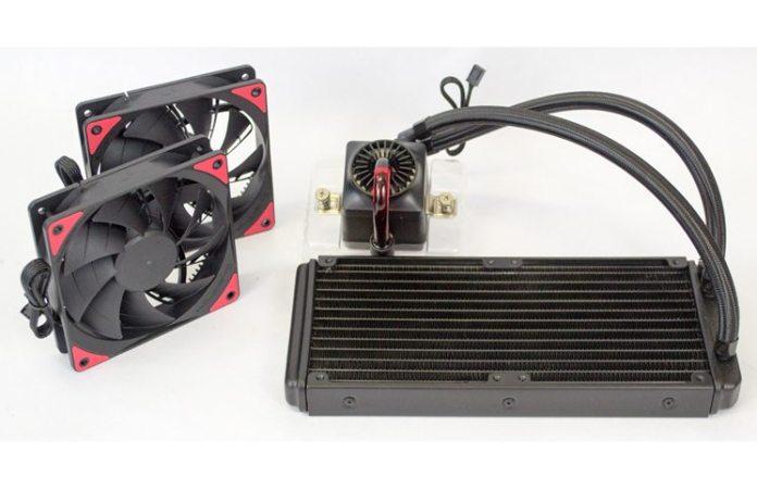 Deepcool Gamer Storm Captain 240 EX CPU Cooler Review 3