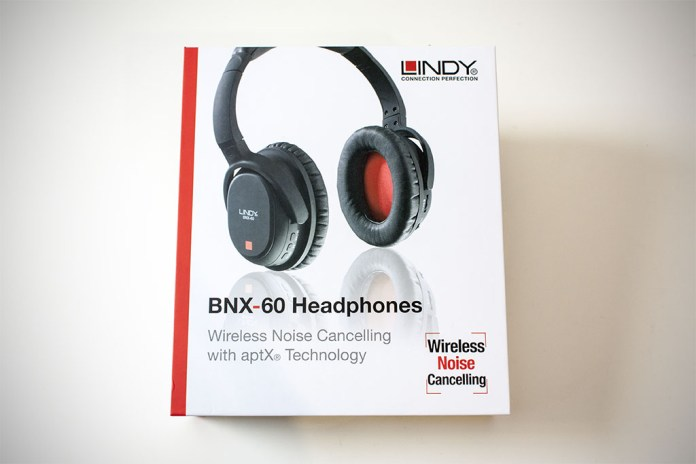 lindy bnx-60 wireless headphones boxfront