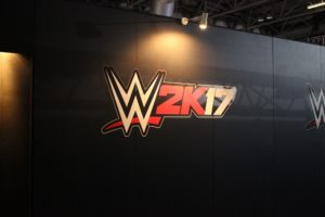 wwe 2k17 no photography allowed