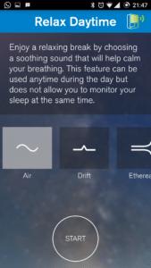 ResMed S+ Sleep Tracker App 6