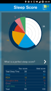 ResMed S+ Sleep Tracker App 8