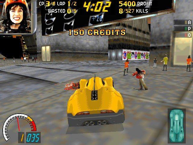 Carmageddon 1 Screenshot