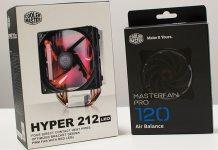 Cooler Master Hyper 212 LED Review 12