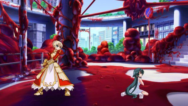 Nitroplus Blasterz Heroines Infinite Duel 5