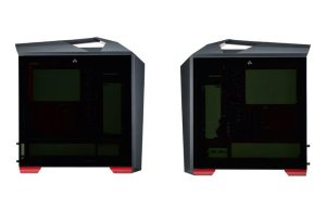 MasterCase Maker 5t Tempered Glass Panels