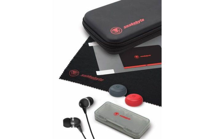 snakebyte® Announces New Range of Accessories for Nintendo® Switch™ and NES™ Classic Edition System 2