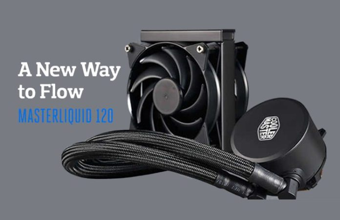Cooler Master MasterLiquid 120 and 240 AIO Liquid Coolers Released