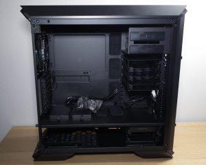MasterCase Pro 6 Interior