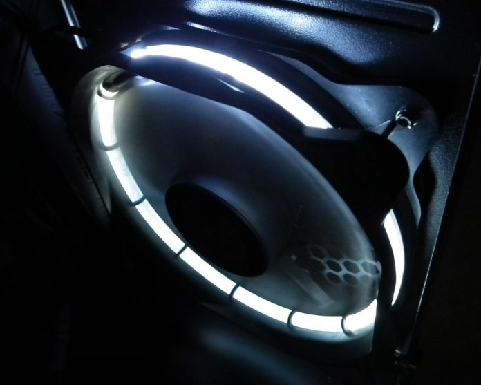 Raijintek Thetis LED Fan