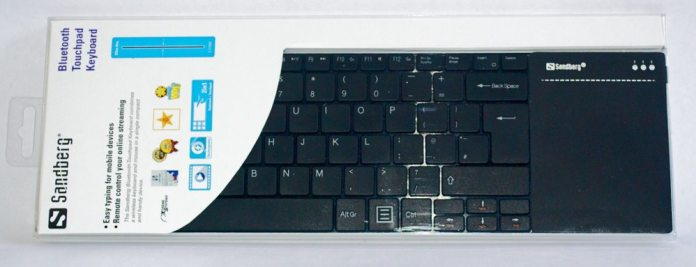 sandberg-bluetooth-touchpad-keyboard-pack-front