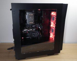 SilverStone RL06 Build2