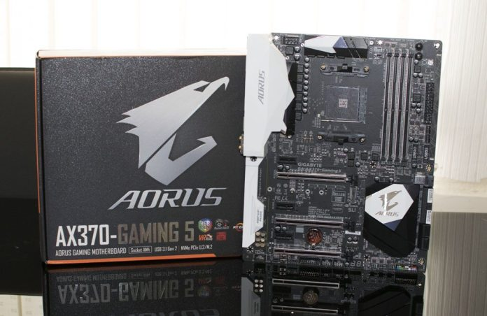 AORUS AX370 Gaming 5 AM4 Ryzen Preview