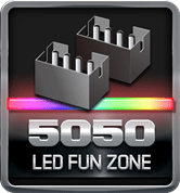 BIOSTAR RACING 5050 LED Fun Zone