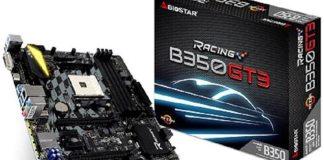 BIOSTAR RACING B350GT Feature