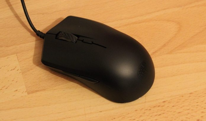 CM Masterkeys lite L mouse top