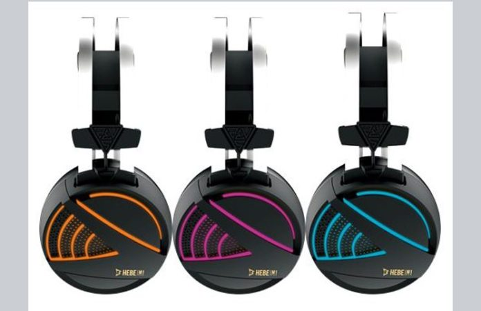Gamdias Launches Hebe M1, Hebe E1 RGB Gaming Headsets