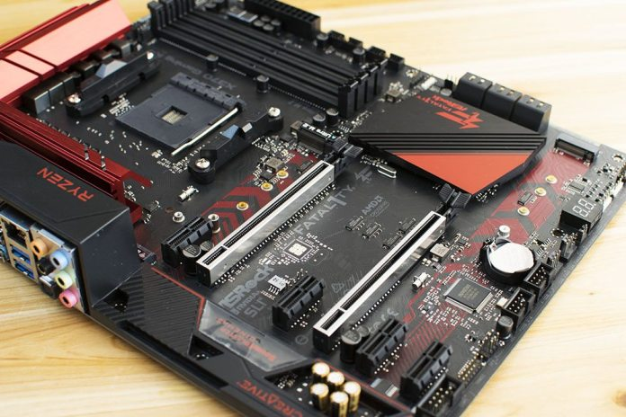 ASRock Gaming K4 X370 Motherboard Review | Play3r