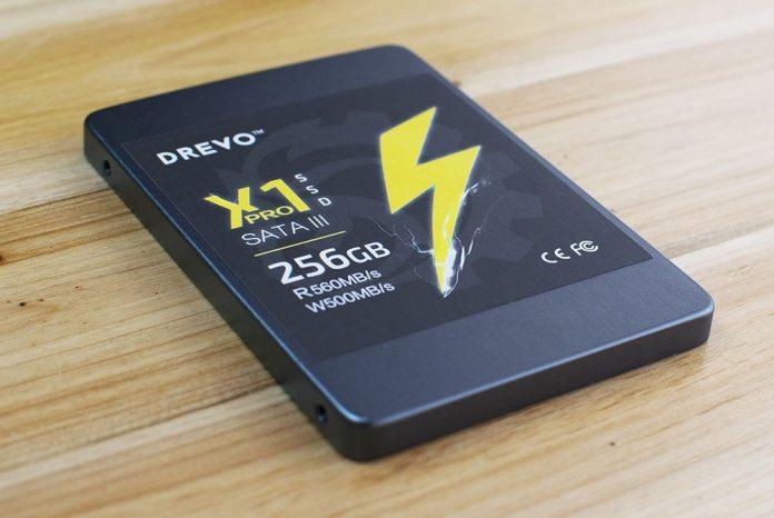 Drevo X1 Pro 256GB SSD 1