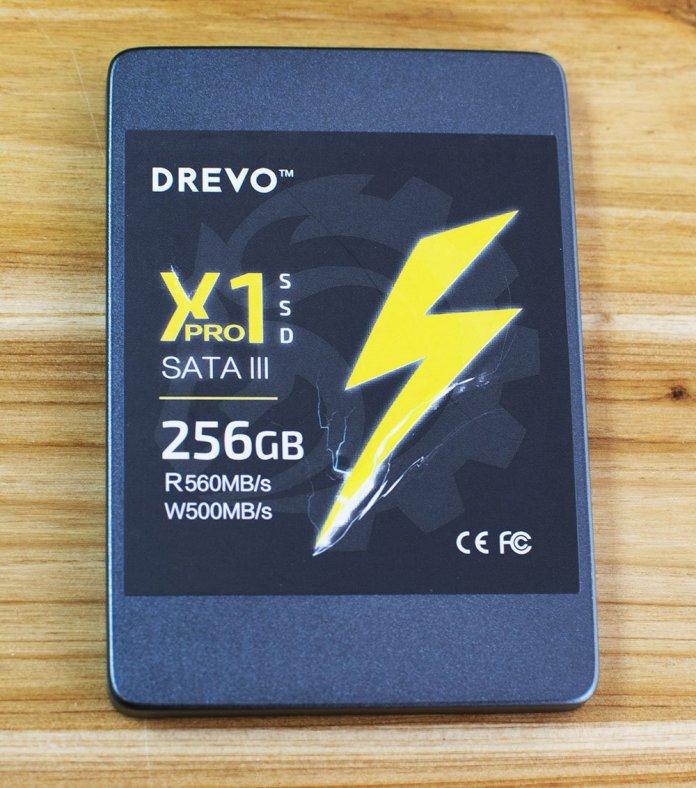 Drevo X1 Pro 256GB SSD 2