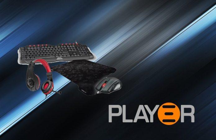 Speedlink Laser Gaming Bundle Competition