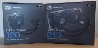 Cooler Master MasterLiquid Feature