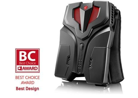 MSI VR One Backpack PC